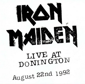 Live at Donington - Formato original
